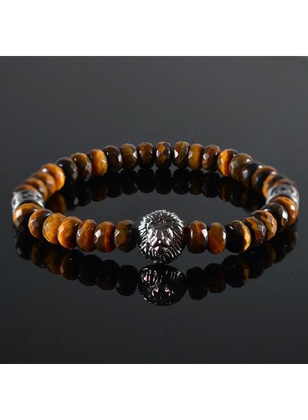 JayC's Men's Bracelet Lion Underground
