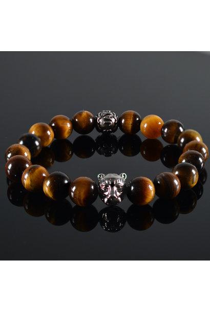 Men's bracelet Panther