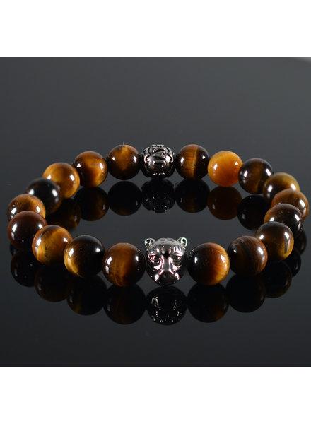 JayC's Men's bracelet Panther