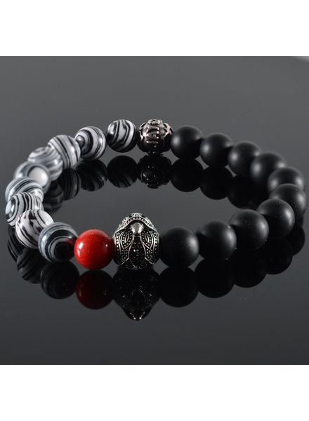 JayC's Men's bracelet Jaune