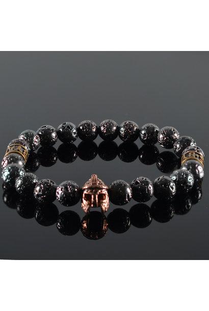 Men's bracelet Sparta Luyx III