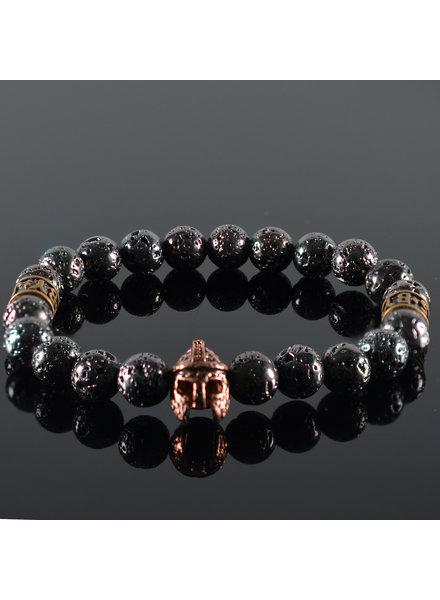 JayC's Men's bracelet Sparta Luyx III