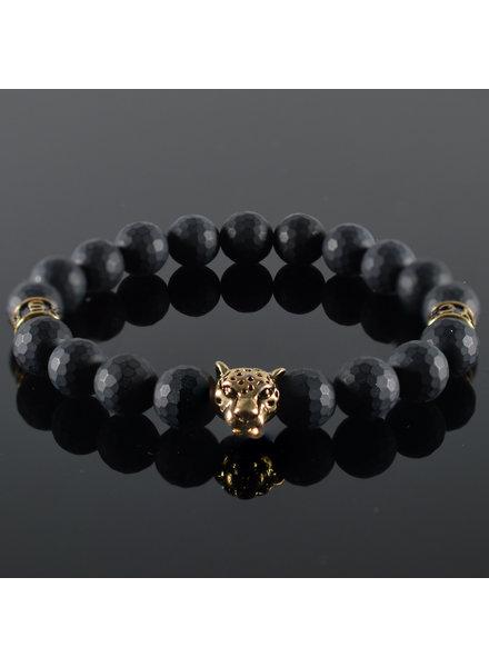 JayC's Men's Bracelet Black Mood II