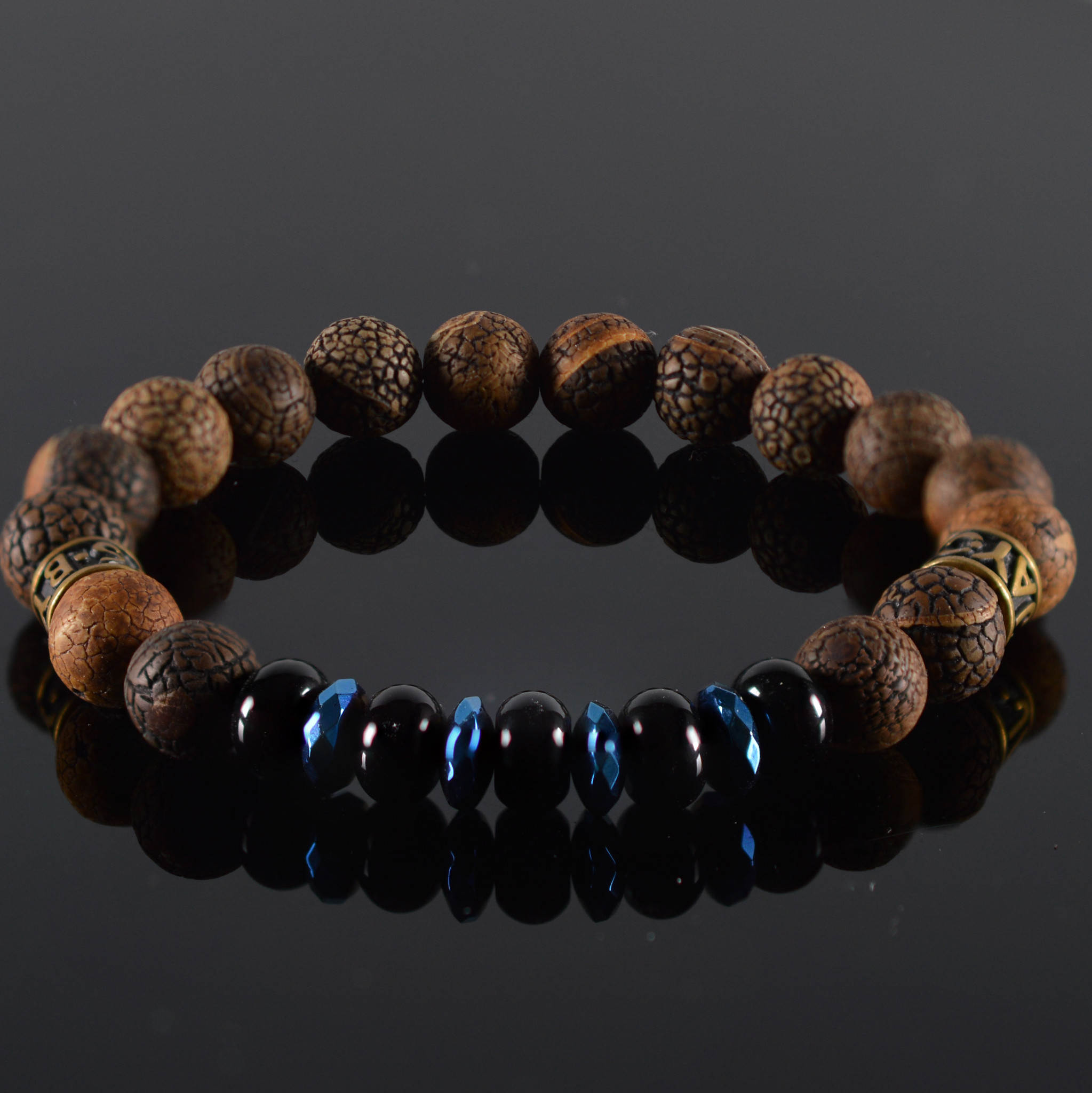 Armband heren Black Pearl-1