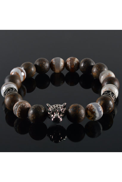 Men's bracelet Depeche Panther
