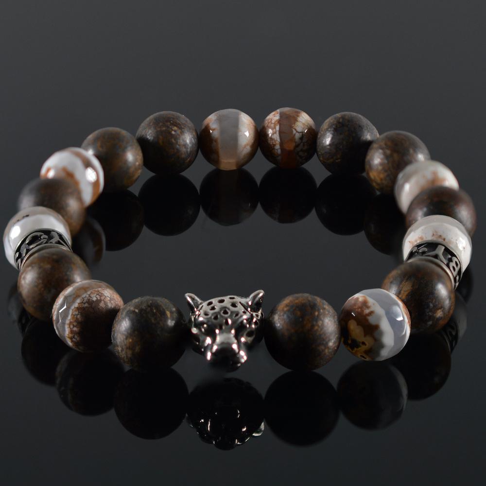 JayC's Bracelet Mens Depeche Panther