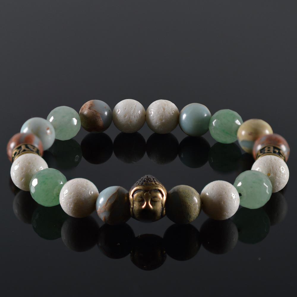 Armband heren Buddha Good Fellas-1
