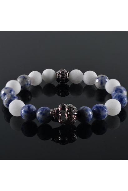 Men's bracelet Jangle Skull