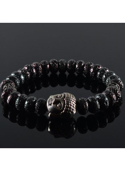 JayC's Men's bracelet   Romano Buddha