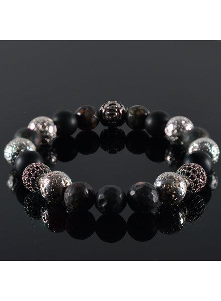 JayC's Men's bracelet Stagey