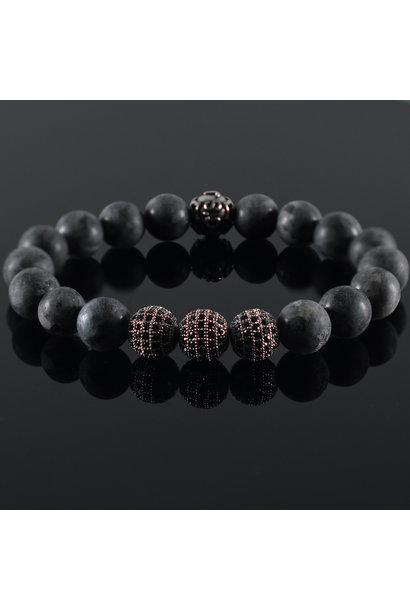 Men's Bracelet  Mr. Grey