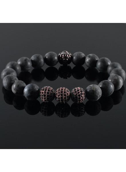 JayC's Men's Bracelet  Mr. Grey