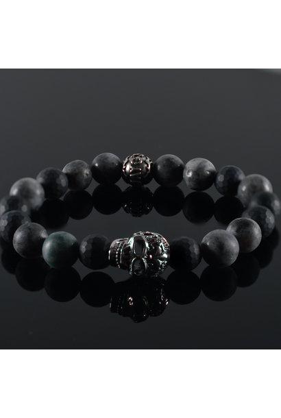 Men's bracelet Mc Queen Skull