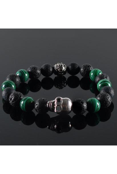 Men's Skull bracelet Olaiy