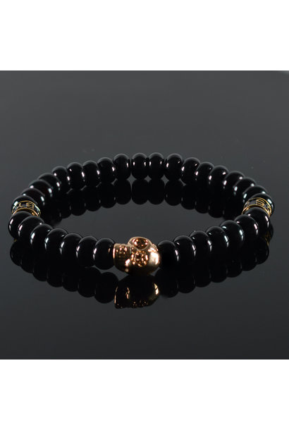 Men's Bracelet Touch the Sky Skull