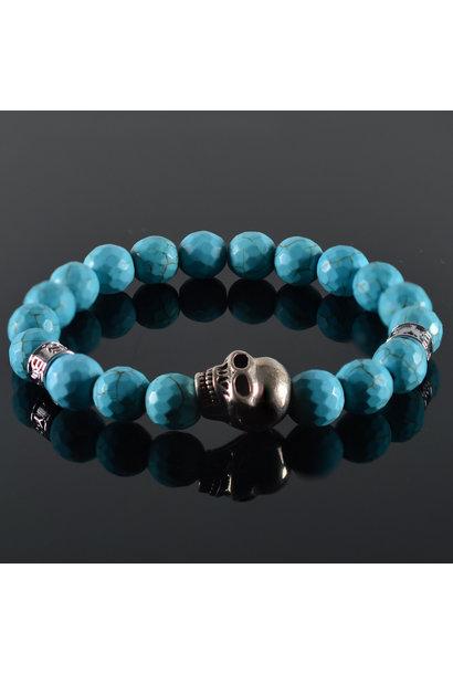 Men's bracelet Pascalle Skull