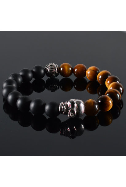 Men's bracelet Mad Max Skull