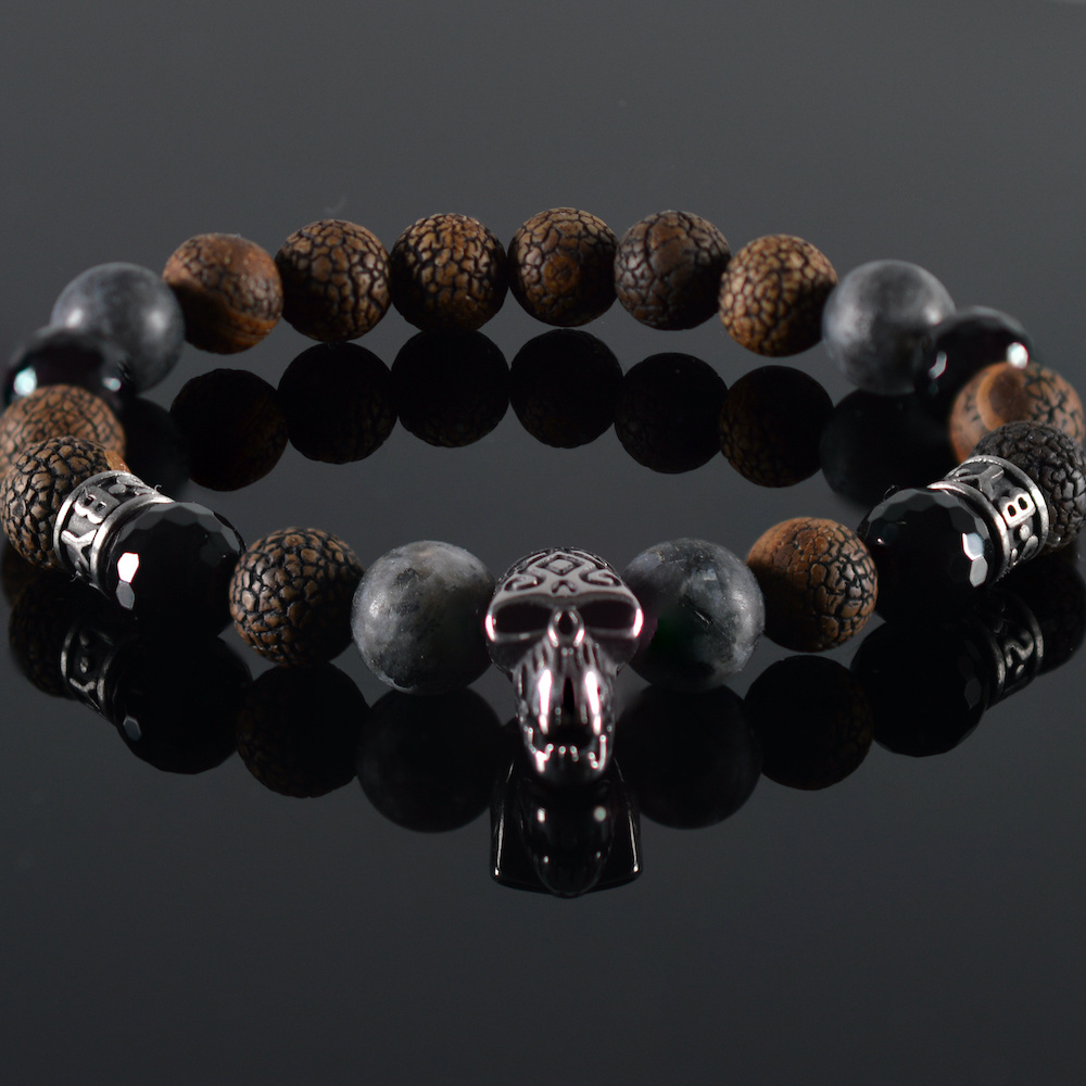 Armband heren  Sandro Skull-1