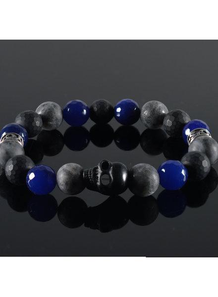 JayC's Men's Bracelet Skull