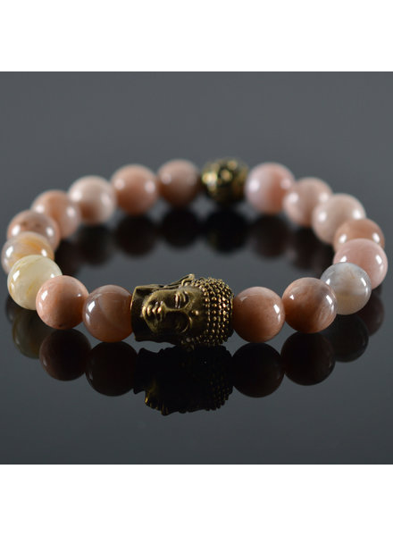 JayC's Ladies Bracelet Roses Buddha