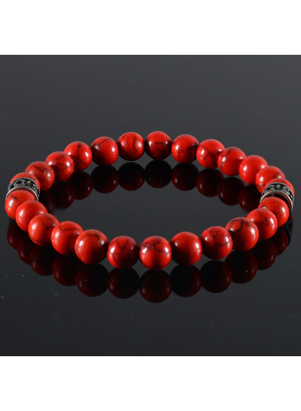 JayC's Men's bracelet   Redless