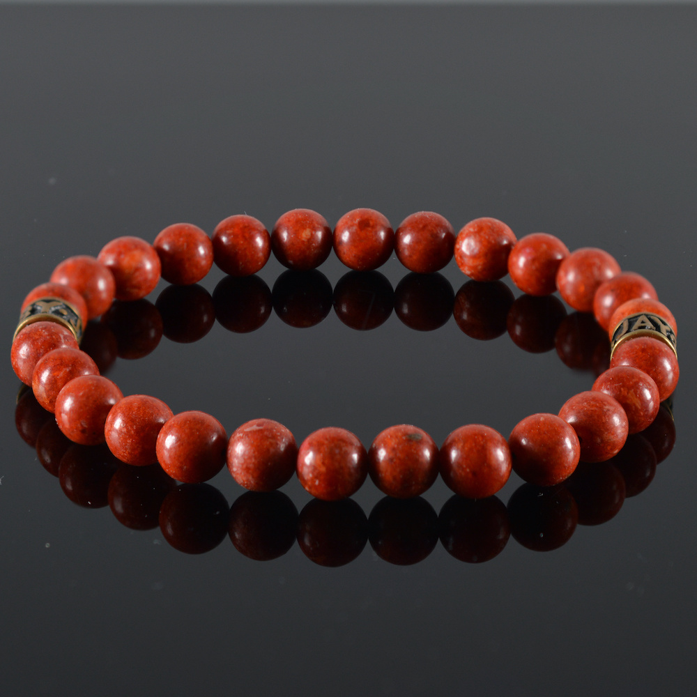 Armband heren Red-1