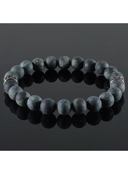 JayC's Men's bracelet Vert Fonce III