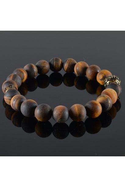 Men's bracelet Oeil de Chat II