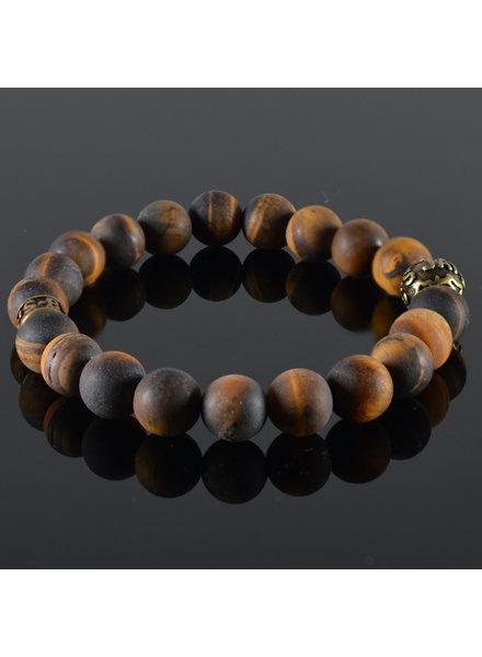 JayC's Men's bracelet Oeil de Chat II