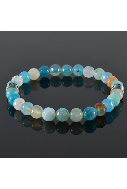 Men's bracelet Blue Lagoon II