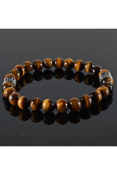 Men's bracelet Oeil de Chat