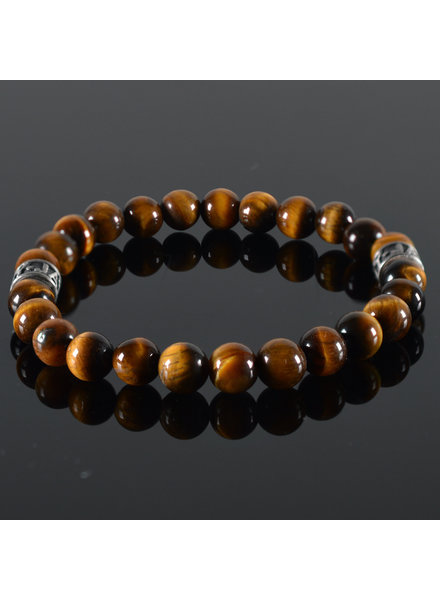 JayC's Men's bracelet Oeil de Chat