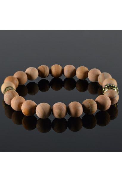 Men's Bracelet Wood