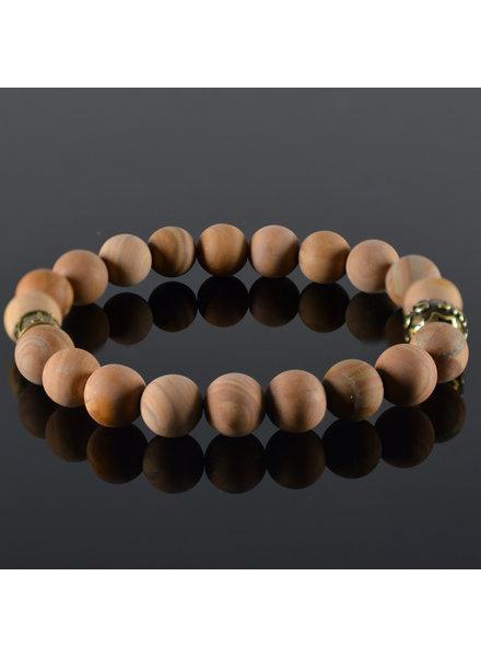 JayC's Men's Bracelet Wood