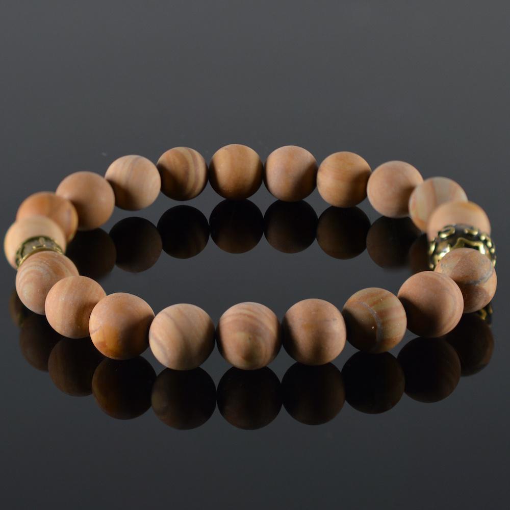 JayC's Bracelet Men Wood