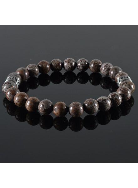 JayC's Men's bracelet Bye bye Baby