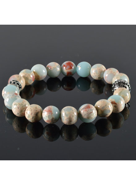 JayC's Men's bracelet Barcelona