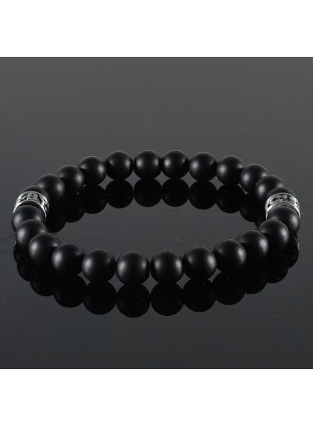 JayC's Men's bracelet Noircir
