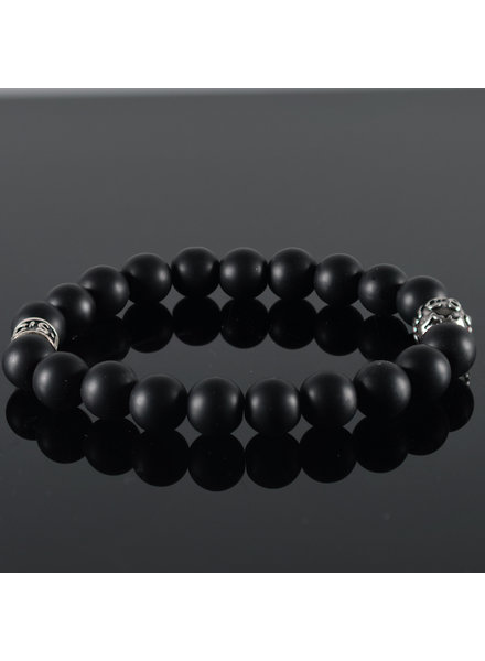 JayC's Men's bracelet  Noircir II