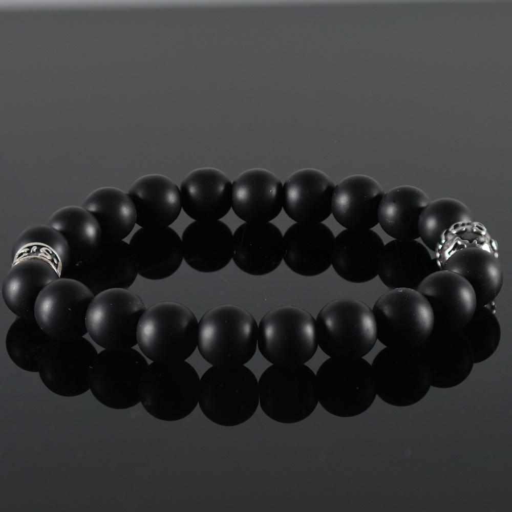 Armband heren Noircir II-1