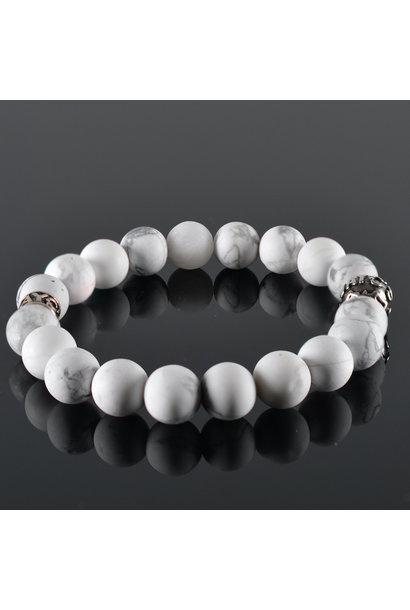 Men's bracelet White