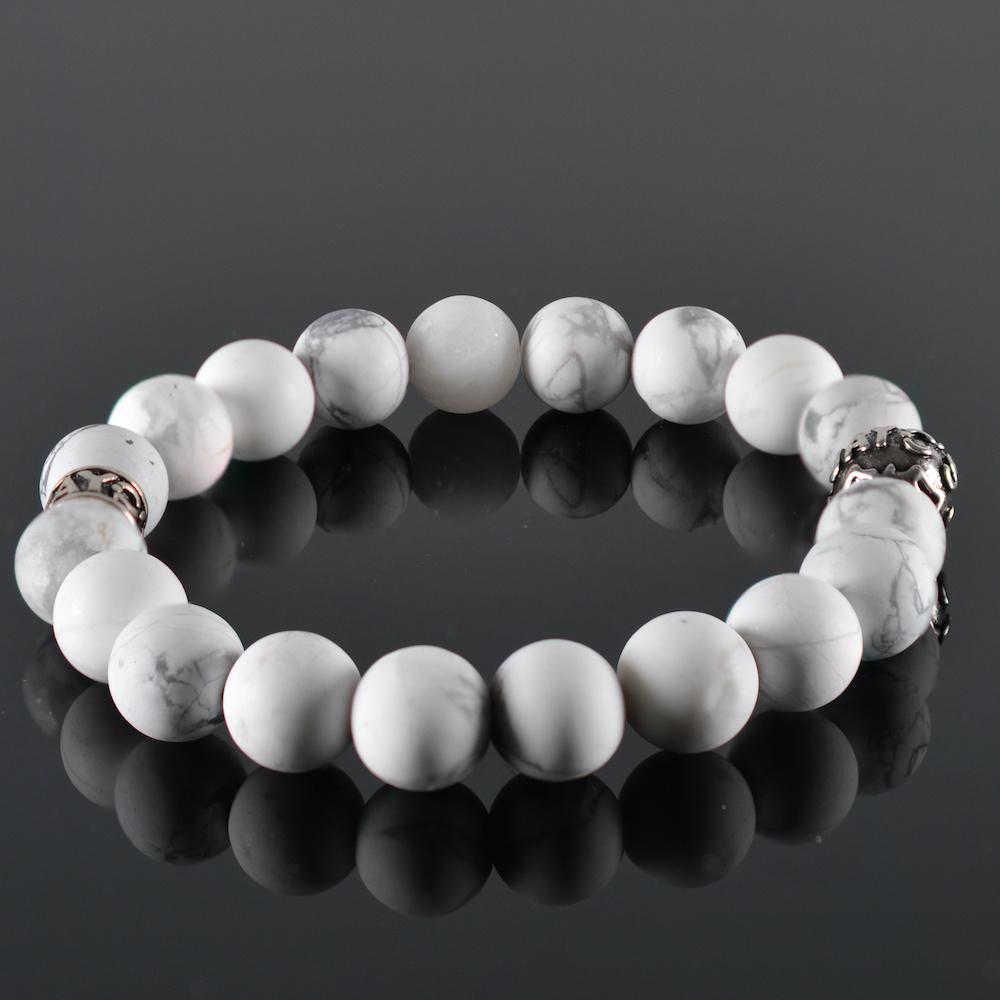 Armband heren  White-1