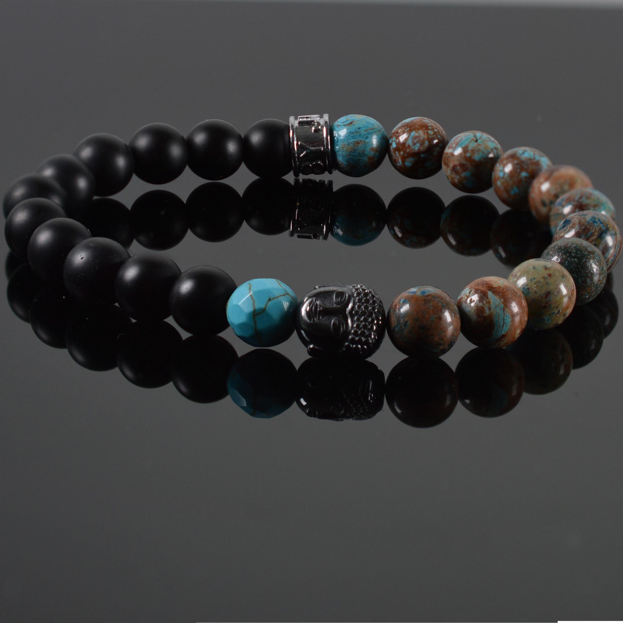 Armband Unisex Dente Buddha-1