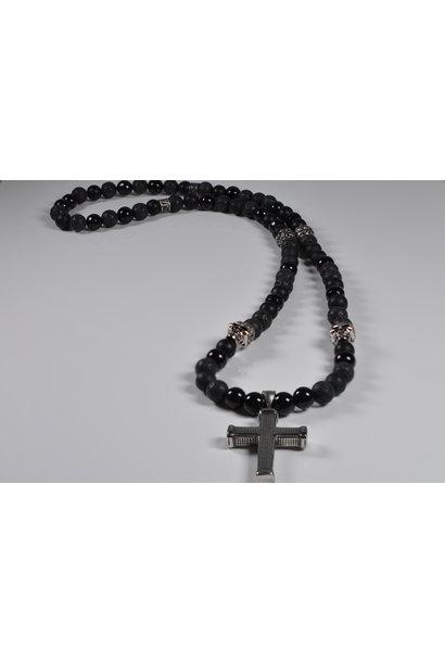 Men's Necklace Heritage Cross