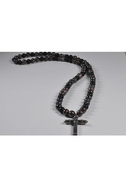 Men's Necklace Nervana Cross