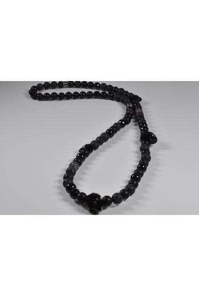 Men's chain Ryvano Skull