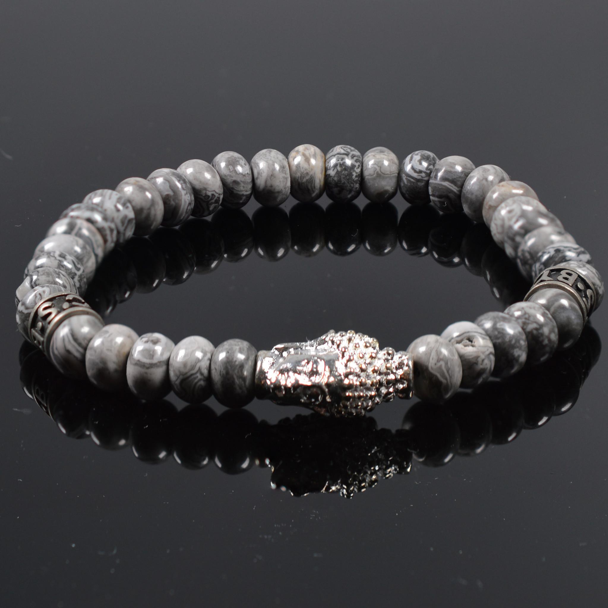 Armband heren  Buddha Bali-1