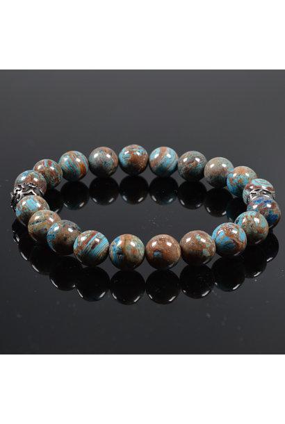 Men's bracelet Bleue