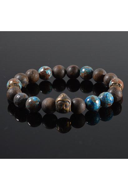 Men's bracelet The Buddha