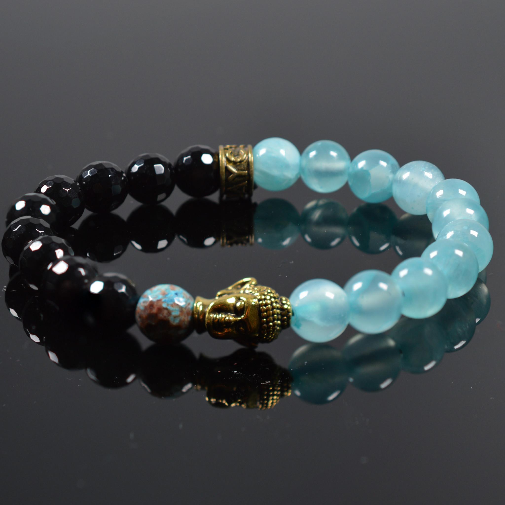 Armband Unisex Bonero Buddha-1